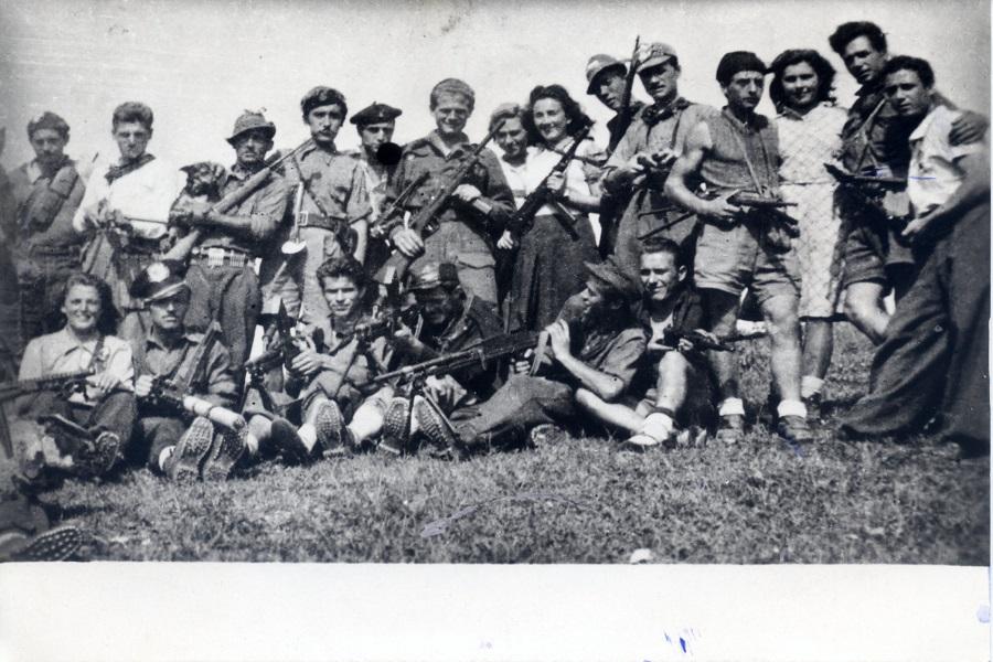 L'azione militare nazifascista sul massiccio del Grappa